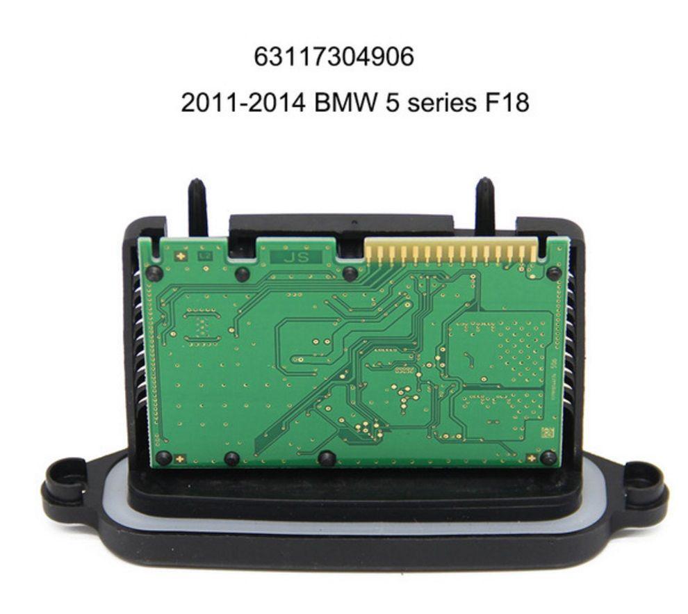 Yüksek Miktarda YENI 63117304906 BMW 5 Serisi Için F18 F11 F10 Far Modülü L-EAR TMS 7304906 7258278 63117258278
