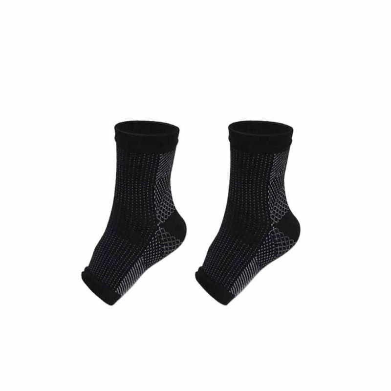 2017 Newest Style Profession Support Brace Guard Elastic Compression Sports Protector Basketball Soccer Ankle Support