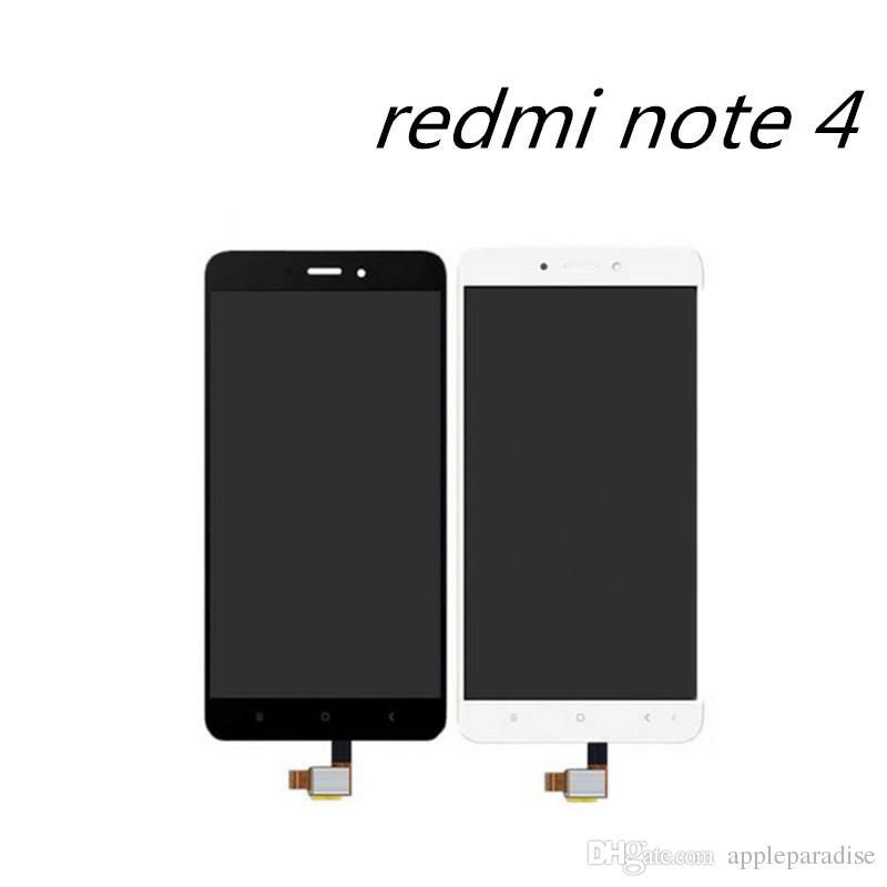 For Xiaomi Redmi Note 4 Pro Prime LCD Display+Touch Screen Screen Digitizer Assembly Replacement For note4 Cell Phone