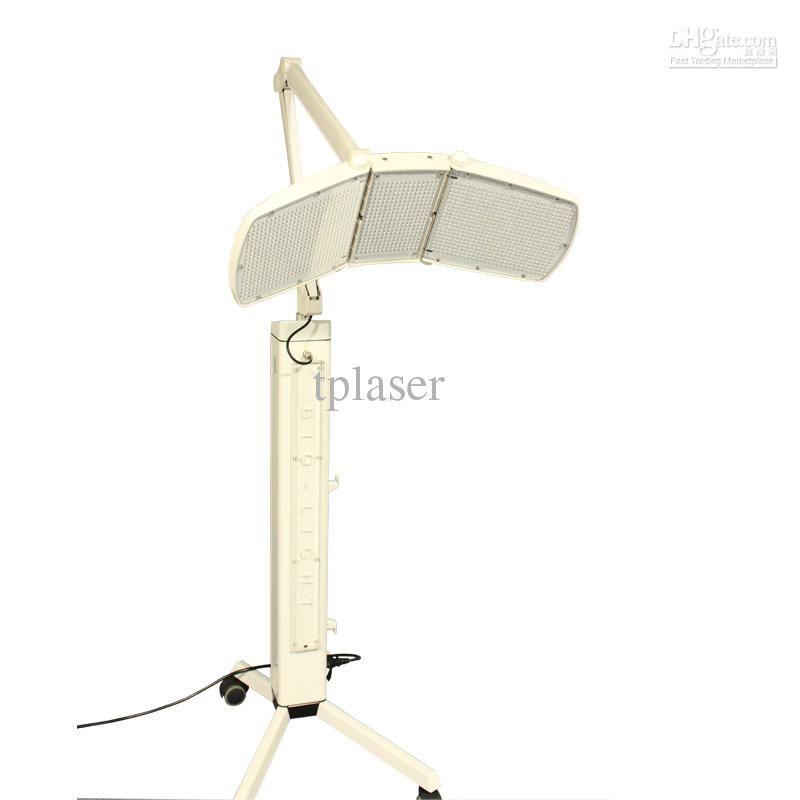 Professional BIO terapia de luz Photon LED rejuvenescimento da pele tratamento da acne PDT equipamentos de salão de beleza máquina de cuidados da pele facial
