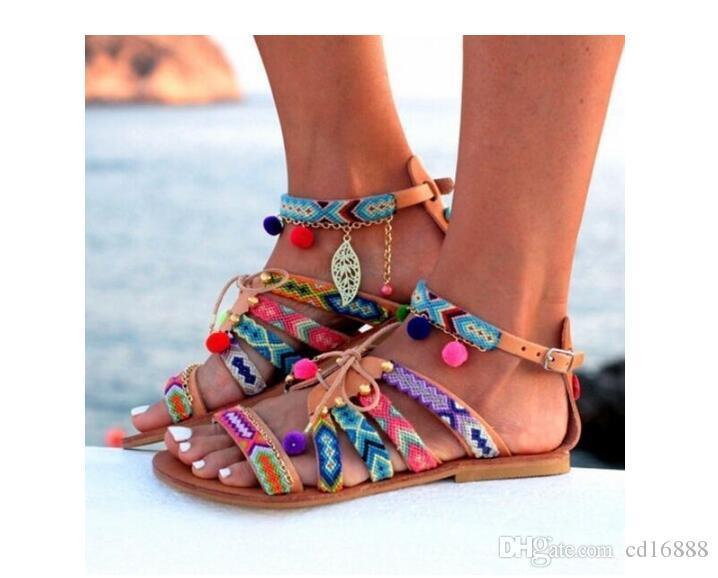 Fashion Sandals Women Shoes