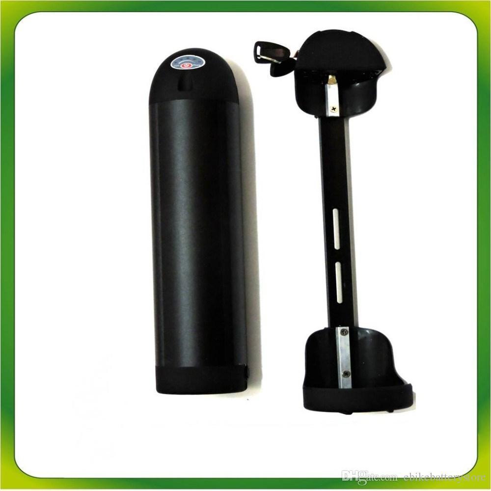 ABD AB Ücretsiz kargo Bir Sınıf 48 volt Su Şişesi su ısıtıcısı pil 48 v 13ah aşağı tüp ebike piller ile 25A BMS + 2A şarj