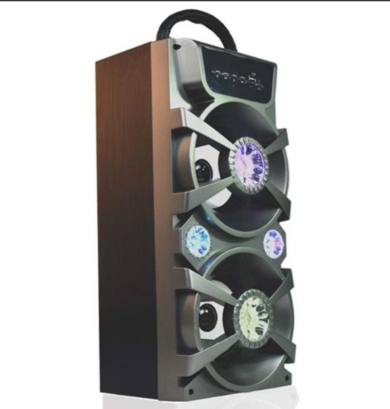 Wireless Bluetooth computer speaker box phone mini mini audio card plug-in vehicle subwoofer WeChat payment machine