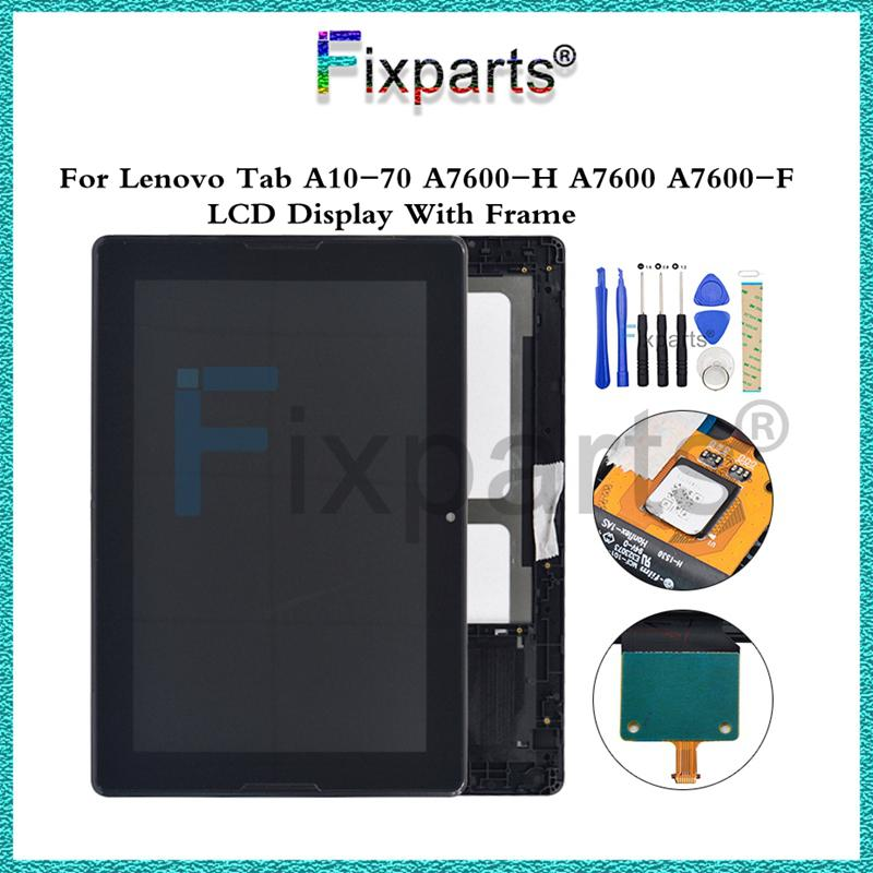 10.1/'/' Touch Screen Digitizer Glass For Lenovo Tab 2 A10-70 A7600 Replacement