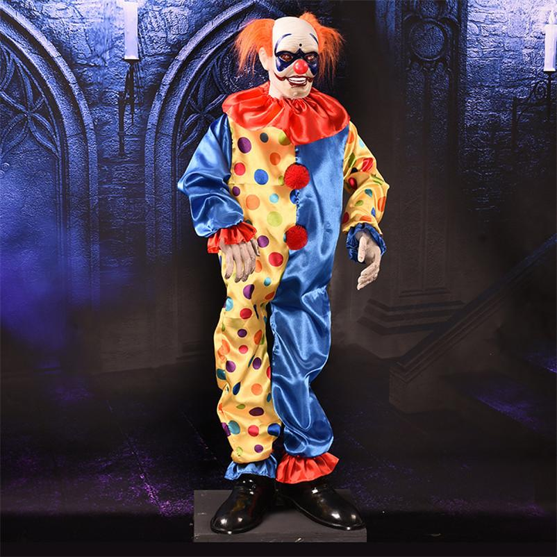 Halloween Scary Clowns Props 2020 2020 Halloween Accessories Scary Clown Ghost Eyes Halloween