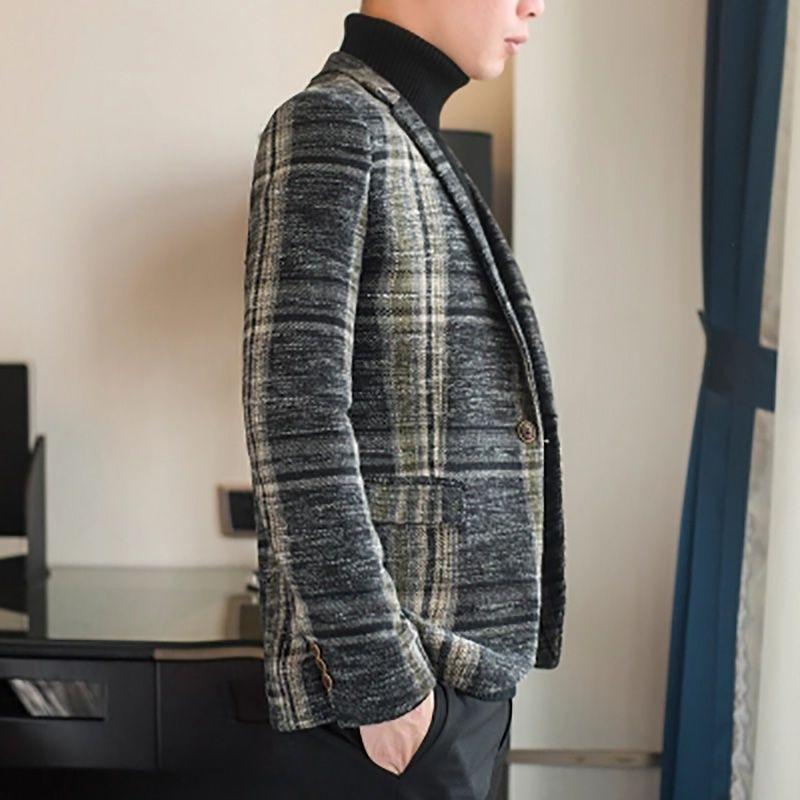 Mens Designer Blazers Jacket Suit (13)