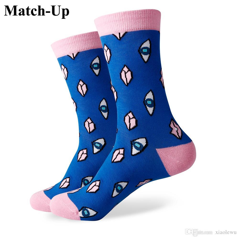 2016 nouveau style tous les hommes en coton coloré chaussettes marque homme chaussettes, chaussette pour hommes, chaussette en coton Livraison gratuite 378