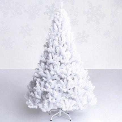 150cm Weihnachtsbaum weiße künstliche Christbaumschmuck Dekorationen für Zuhause Ornamente versandkostenfrei