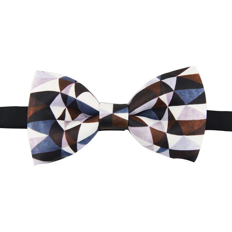 Novo Frete Grátis moda casual masculino masculino homem Original de alta qualidade artesanal impresso gravata borboleta noivo David personalidade arco presente