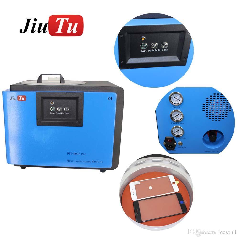 Jiutu laminazione sottovuoto LCD OCA Laminator bolla di rimozione di riparazione della macchina Per LCD Touch Screen Refurbish DHL