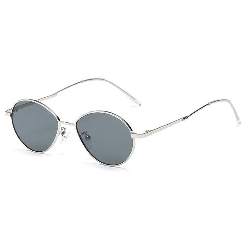 Kadınlar Için güneş gözlüğü Moda Sunglases Erkekler Sunglass Trendy Bayanlar Lüks Güneş Gözlükleri UV 400 Vintage Retro Tasarımcı Güneş Gözlüğü 8C7J07