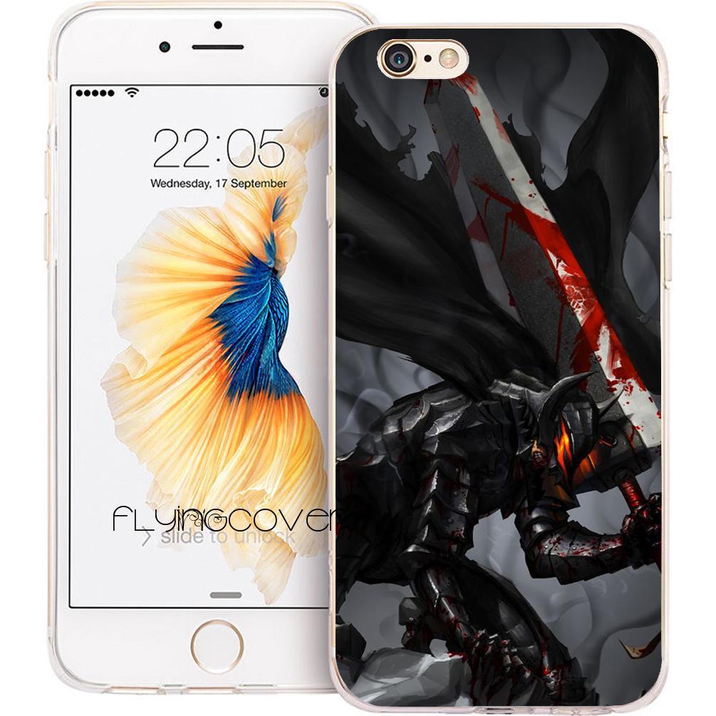 coque iphone 8 berserker