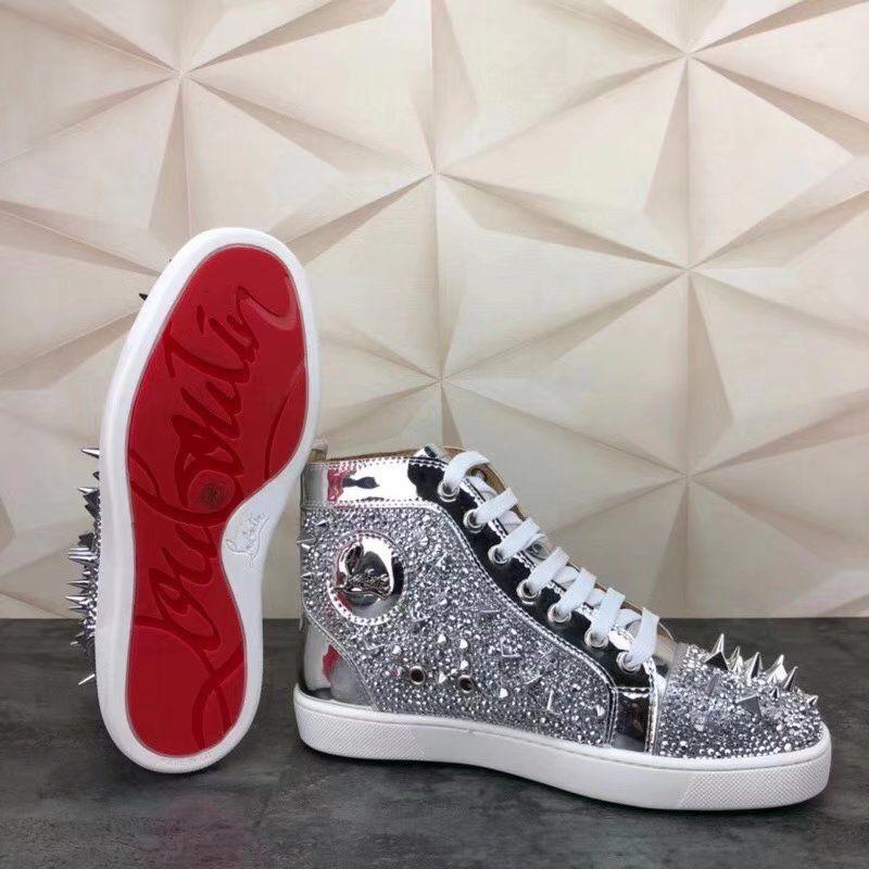 timeless design online for sale wholesale dealer Giuseppe&Zwj; Zanotti GZ CL Women Running Shoes Loubouting Rivet ...