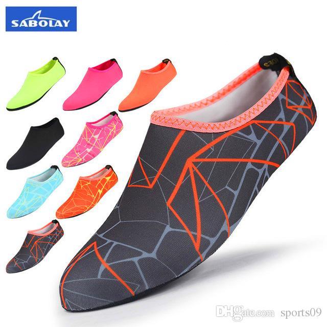 Water Pink Socks Women Men Socks Dry Scuba Boot Shoes Anti-slip Diving Sock Water Sports Beach Socks Swimming Surfing Wet Suit Shoes