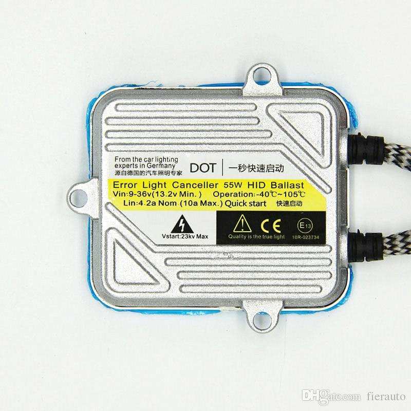 AC 12V 9005 HB3 9006 HB4 H1 H3 H7 H8 H9 H11 881 880 55W Car HID Xenon Fog  Light Car Xenon Bulbs Car Xenon Headlights From Fierauto, $22 66| DHgate Com