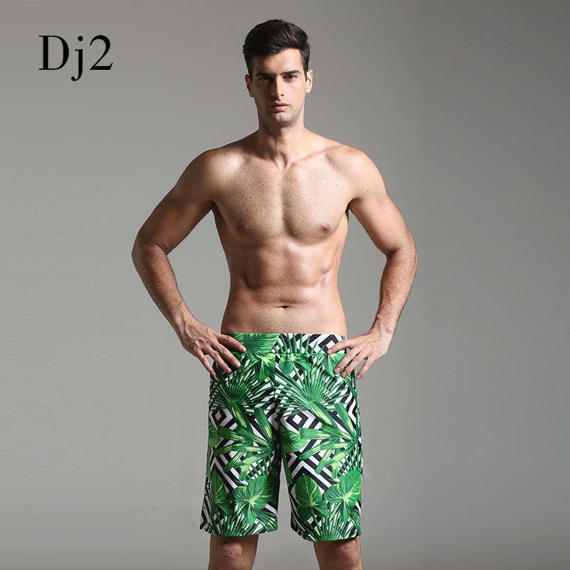 Spandex Swimwear Men Brand High-End End Digital Print Beach Wear Hombres Long Trunks Swim Briefs Surf Beach Wear Piscina Shorts Hombre