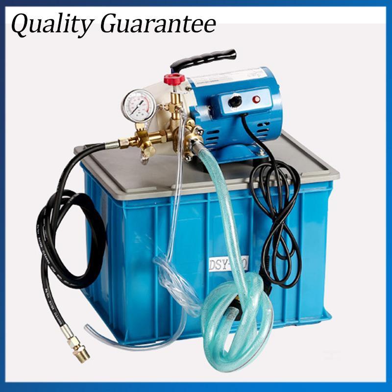 Pompa di prova idraulica elettrica ad alta pressione DSY-60A 400W