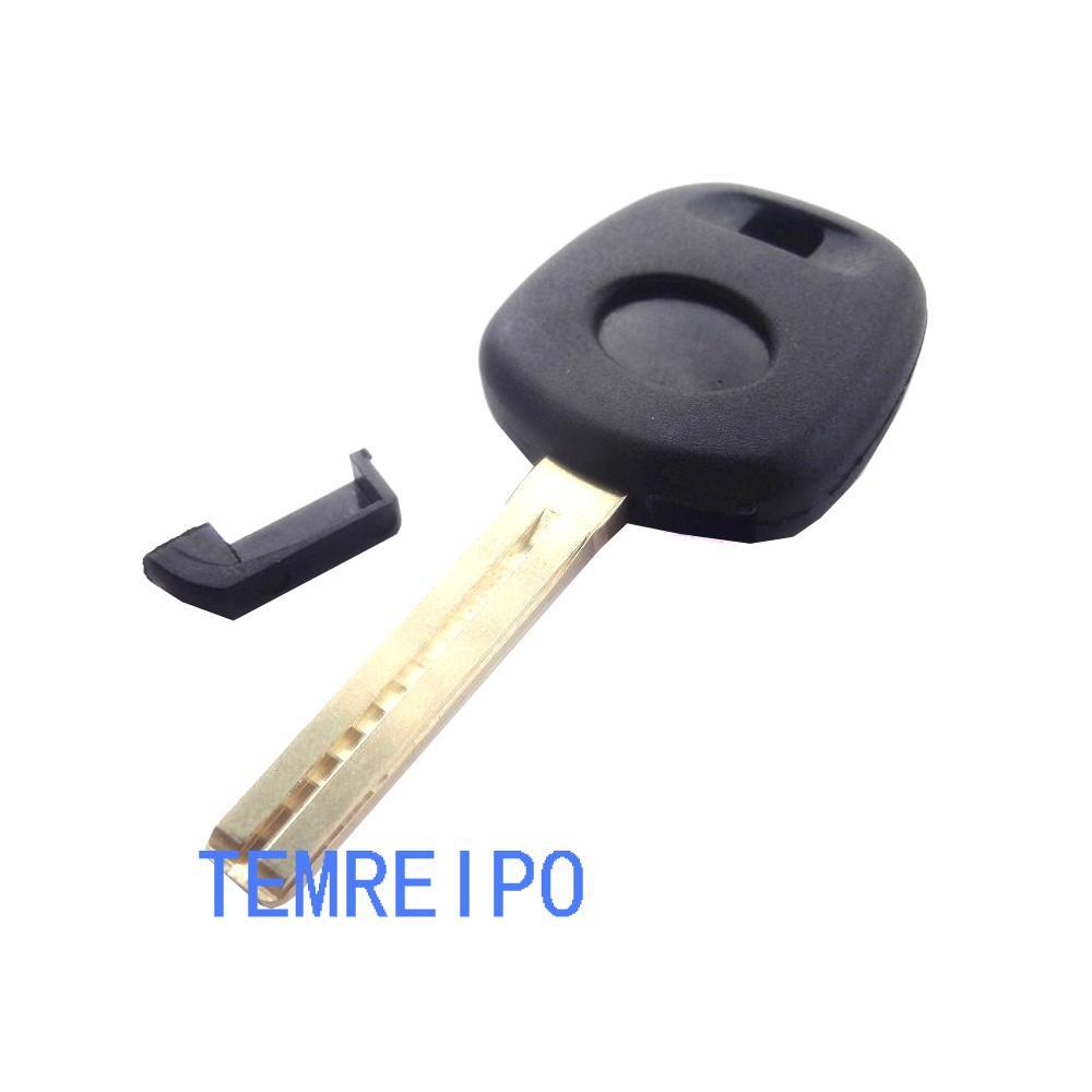 Для ключа Приемоответчика Lexus оболочки TOY48 короткое лезвие