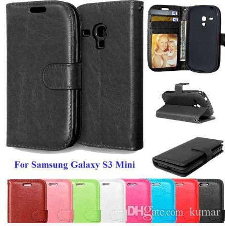 I8190 Cases For Samsung Galaxy S3 Mini Cell Phone Case With Card ...