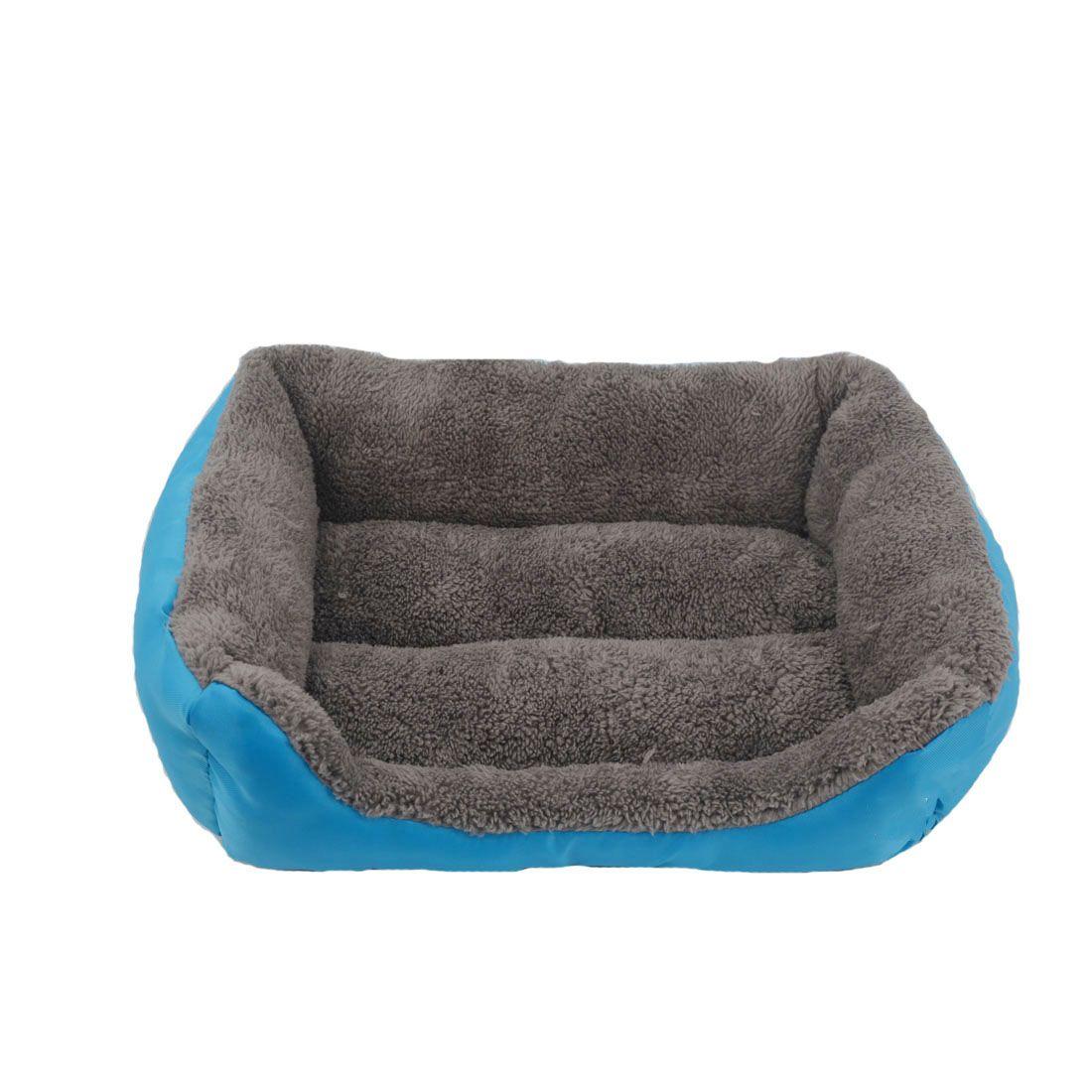 애완 동물 침대 방수 온난 고양이 개 강아지 강아지 애완 동물 실내 잠자는 집 고양이 가을 겨울 개 고양이 침대 3X- 대형