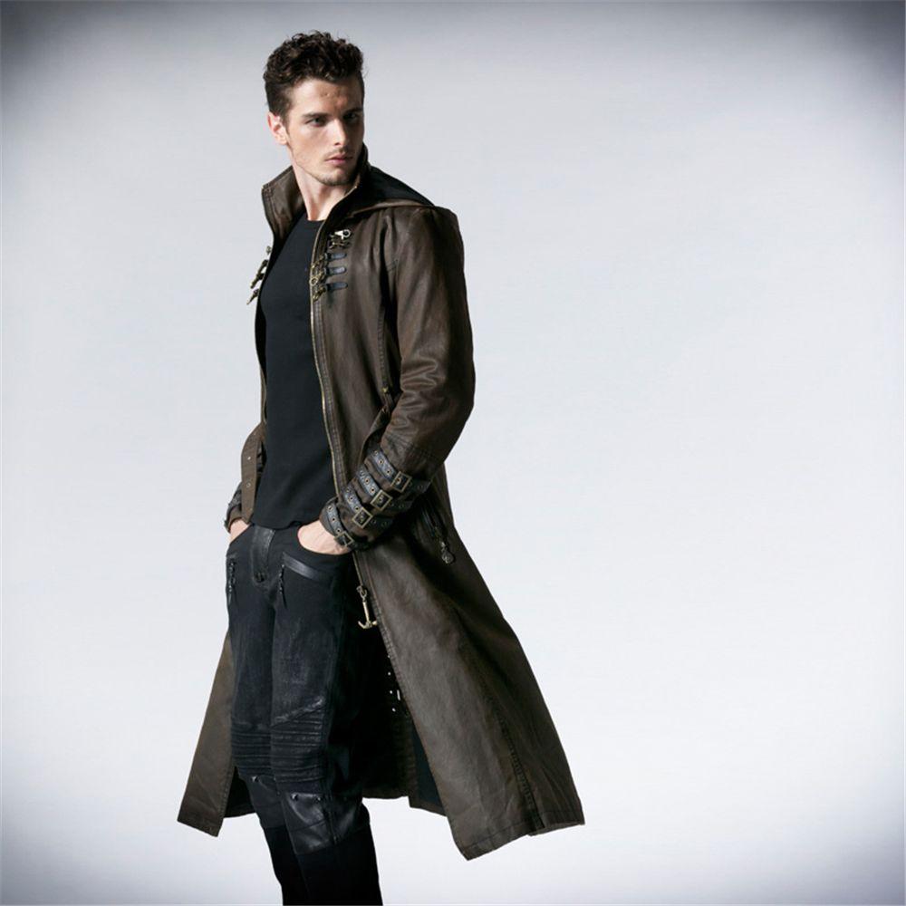 Lange Damen Trenchcoat Farben in 4 Mantel I9DEH2