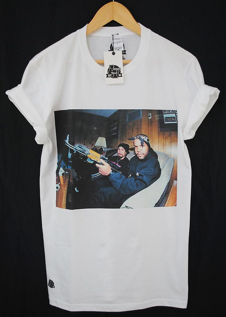 cheapest price wholesale price super cheap ACTUAL FACT ICE CUBE B REAL CYPRESS HILL AK47 HIP HOP RAP URBAN TEE T SHIRT  Retro T Shirts Tshirt Designs From Foryouboutique, $12.7| DHgate.Com