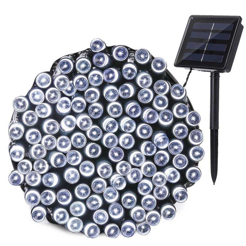 200 LED Solar Fairy String Lights (42)