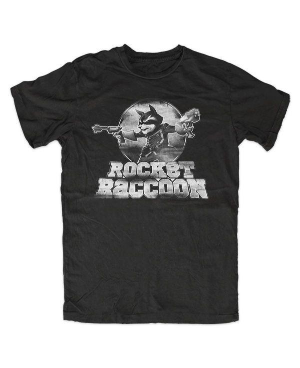 Rocket Racoon cries over Groot Guardians Best Friends Mens Tee Shirt Top AK42