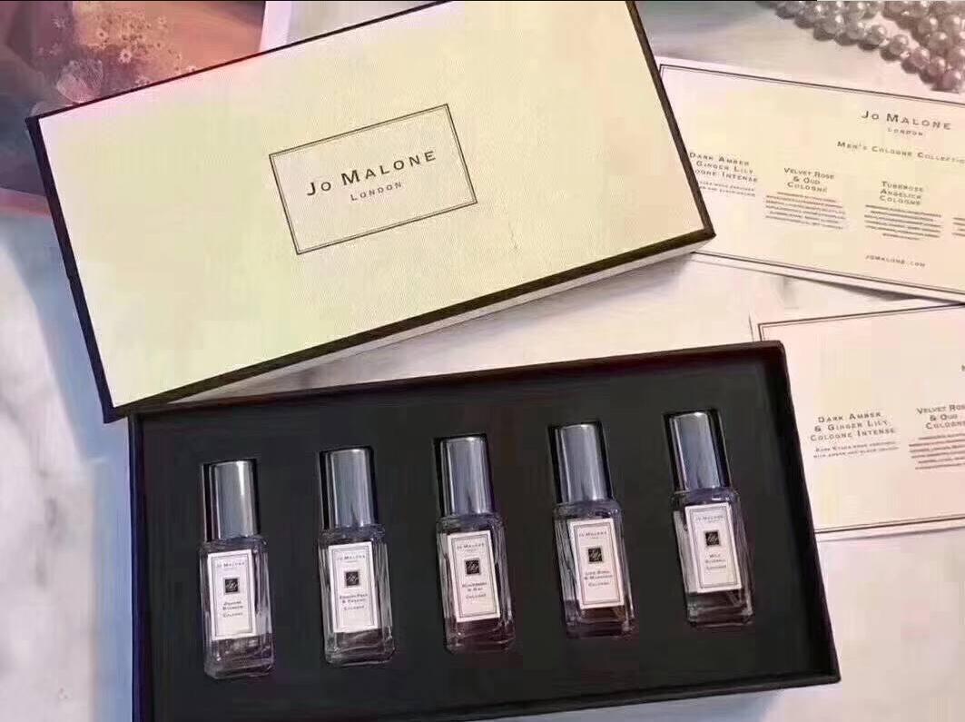 Marque de qualité supérieure Cilbrow London 5 Type d'odeur Parfum 9ml * 5 Top Qualité DHL Fast Livraison gratuite