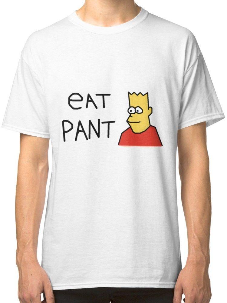 Eat Pant Meme Mens Clothing T Shirts Tees Canada 2020 From Banwanyue7 Cad 15 71 Dhgate Canada
