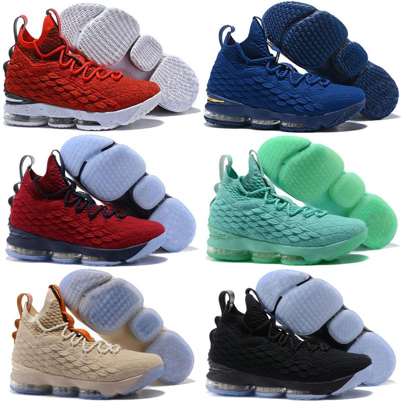 sports shoes f0eb7 ac189 Monica 2018 Fruity Pebbles Lebron 15 BHM Graffiti James XV 15s Ghost Wine  Basketball Shoes Red Grey Mens Ashes Cavs Equality Sneakers Youth Boots On  ...