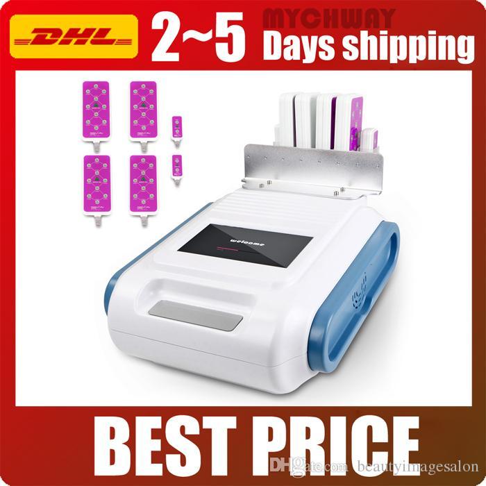 Spa ve Ev Kullanımı için Büyük İndirim 160MW Diyot Lipo Lazer Lipoliz Yağ Temizleme Vücut zayıflama makinesi