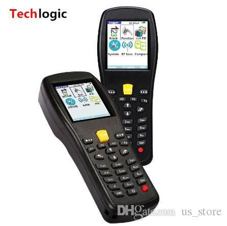 Techlogic X3 Wireless Barcode Scanner Inventory Bar Code Scanner Handheld Terminal PDA Laser Barcode Reader Bar Code Gun