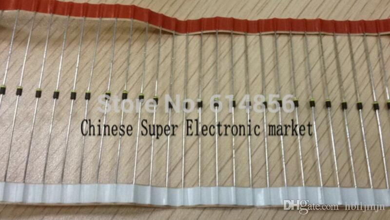 100 UNIDS BB809 809 diodo varactor DO-34