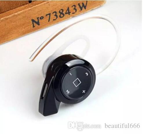 미니 무선 블루투스 4.0 헤드셋 스테레오 이어폰 헤드폰 아이폰 삼성 2018에 대한 새로운 도착