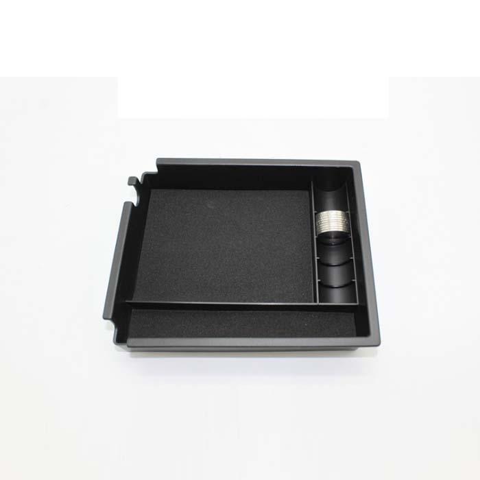 Caja de almacenamiento central broadhurst apoyabrazos remodelado coche guante caja de almacenamiento para HYUNDAI ix35