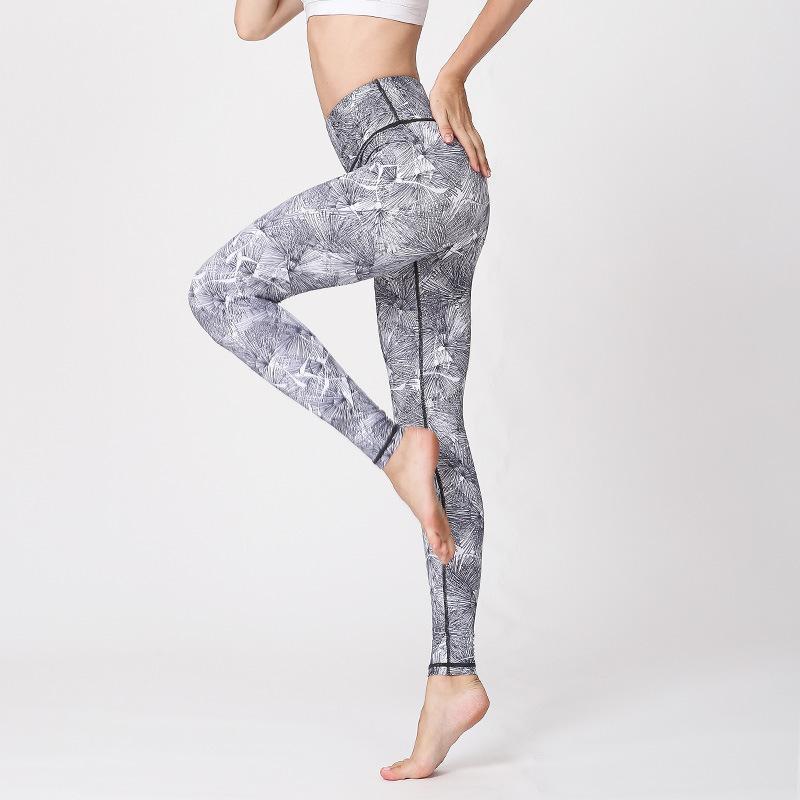 Leggings de gymnastique pour femmes Pantalons de sport Pantalons de sport Leggins Sport Collants de running pour femmes Fitness Ropa Deportiva Mujer