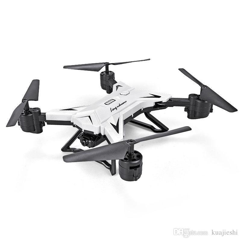 للطي أربع طائرات محور التحمل الطويل علو مرتفع UAV فترة طويلة في الوقت الحقيقي الجوية طائرات التحكم عن بعد