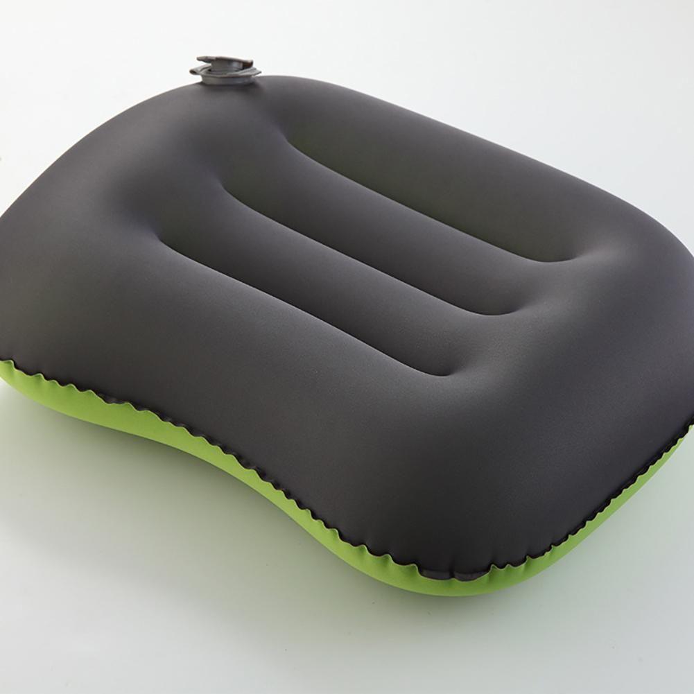 Портативный сверхлегкий путешествия надувная подушка открытый подголовник подушка 42 см х 29 см х 11 см