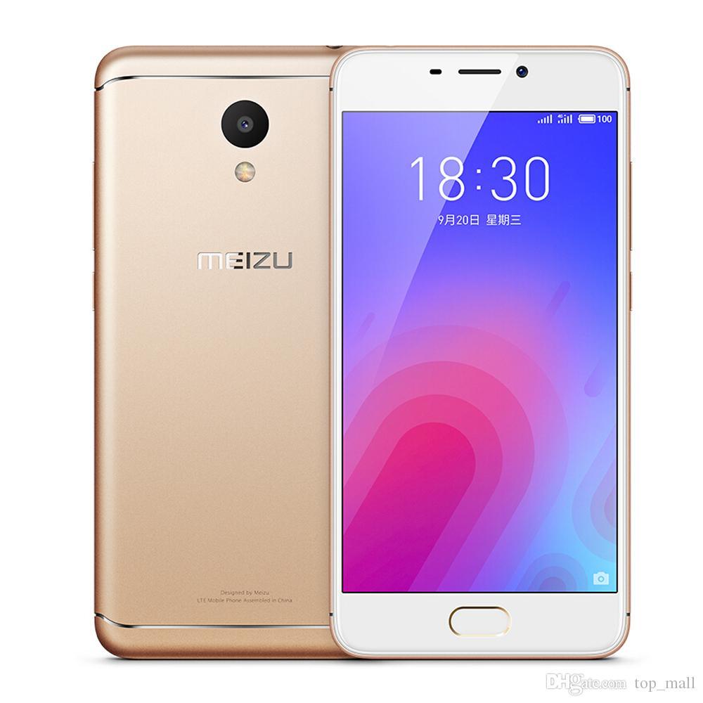 2019 Meizu M6 Global Version Original 5 2 HD 720P MTK6750 Octa Core 13 0mp  2GB 16GB 4G LTE Smart Phone From Top_mall, $125 17 | DHgate Com