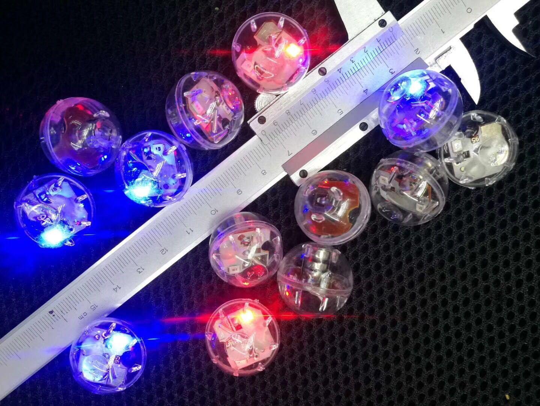 Bola de emisión de luz de inducción de vibración directa de fábrica.