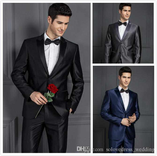 Men Groom Wedding Suit Slim Fit Formal Men Suit Latest Coat Pant Designs Fashion Dress Luxury Tuxedo Men Blazers Mens Wedding Tux Mens Wedding Tuxedos Ideas From Solovedress Wedding 66 74 Dhgate Com