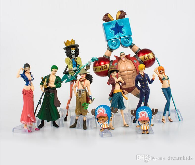 One Piece Anime Roronoa Zoro Figur