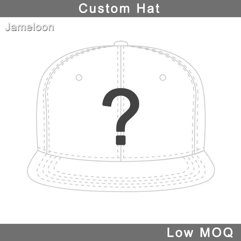 Düz vizör özelleştirilmiş tasarım spor kap snapback şapka özel beyzbol şapkası toka popüler modeli küçük sipariş ayarlamak