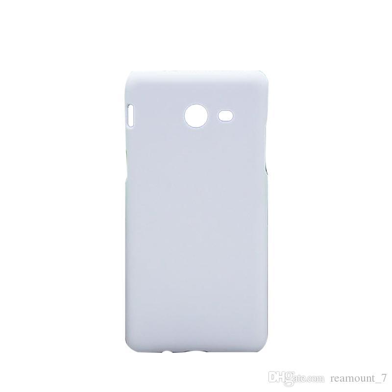 10 PCS Bolsa de sublimação 3D de plástico EM Branco Para Samsung J7 Mais Cobertura Em Branco de Matte Para Samsung J7 MAX J7 PRIME