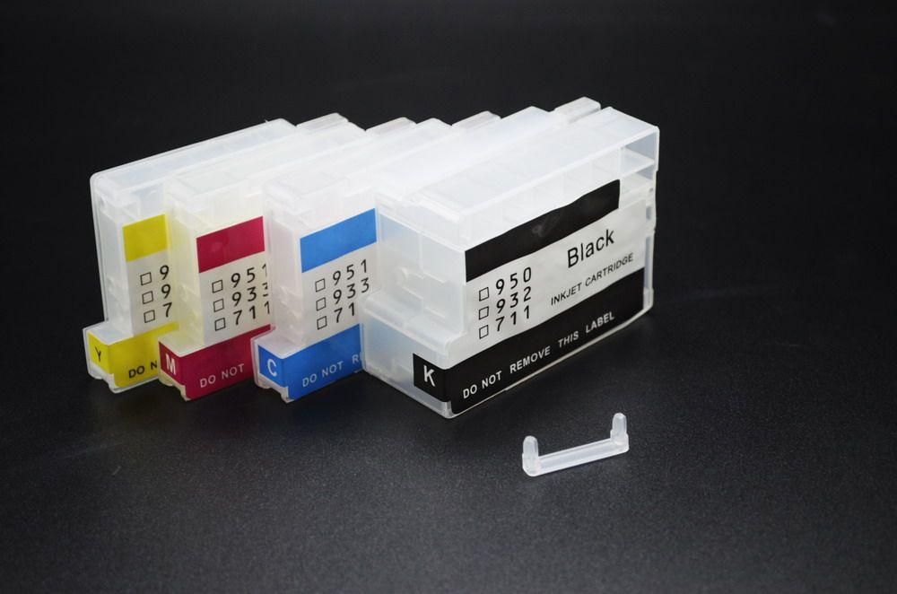 خرطوشة طباعة الحبر CISS Refill HP 950/951 CISS لـ HP officejet pro 8610   8620   8630 طابعة الكل في واحد