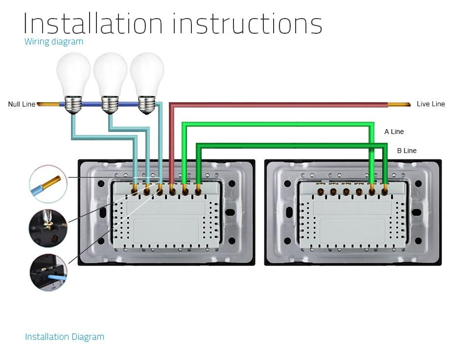 Wiring Diagram For 2 Way Light Switch Australia