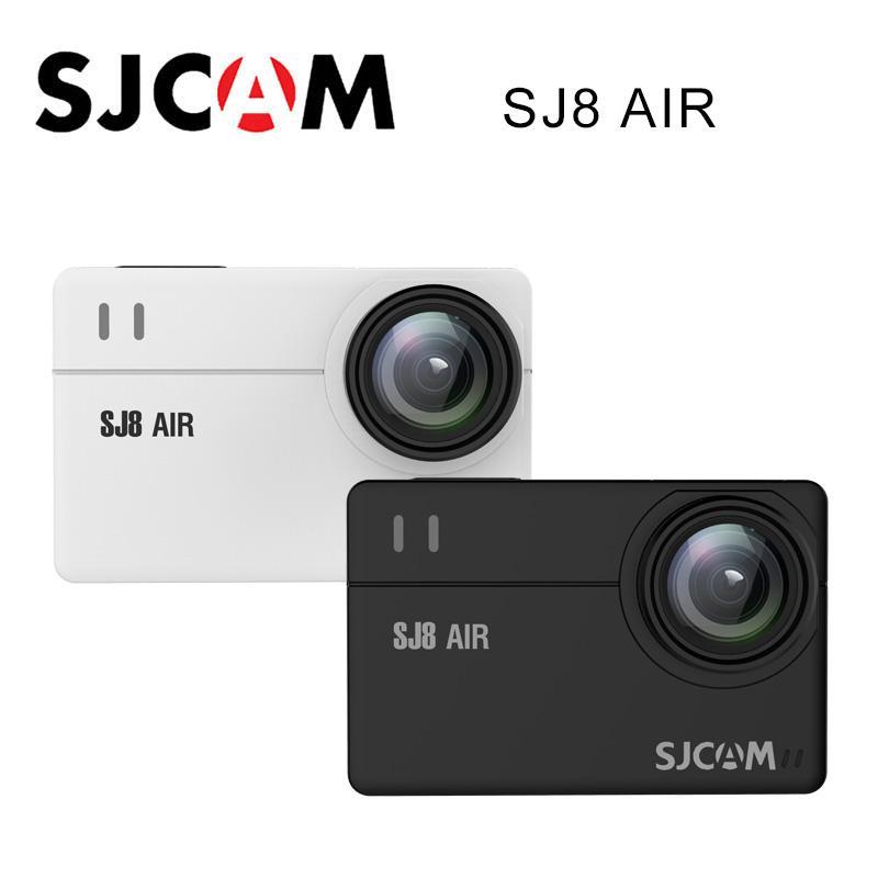 الأصلي SJCAM SJ8 الهواء الرياضة عمل الكاميرا 1296P 30fps واي فاي للماء نوفاتيك NT96658 الرياضة DV