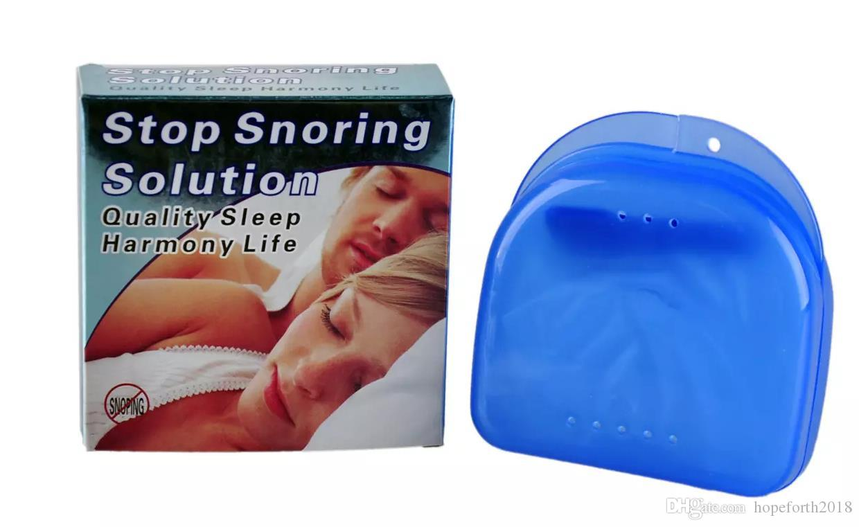 Home Health & BeautyHealth Care Snoring Cessation Product detail Stop Snoring Solution Anti Snoring Soft Silicone Mouthpiece Good Nig