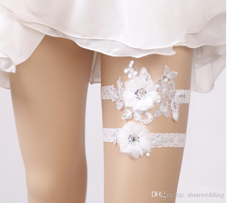 Elastic Lace Leg Garter